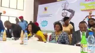 Génération consciente:L'Afrique est une femme