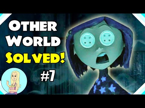 Coraline Theory Part 7 Other World Map And Ghost Children Youtube