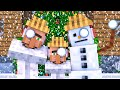 Snowman & Villager Life: Full Animation - Minecraft Animation