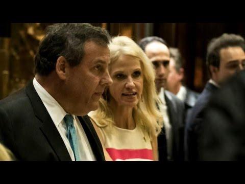 Gov. Christie: Pres. Trump made me order the meatloaf