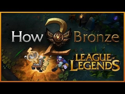 How to Bronze Elo - Episode 52