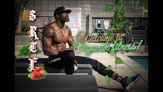 WELCOME TO ORGANIK FITNESS- CHEST ,ABS AND boxing!!!