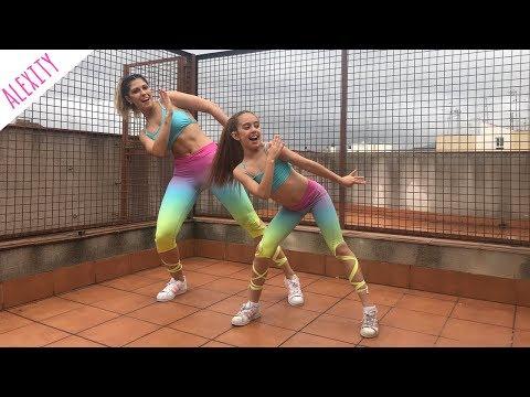 TE BOTE REMIX - DANCE 👯- FAMILY GOALS