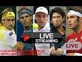 Fritz T. vs Kamke T.  ATP Newport  2017 Live