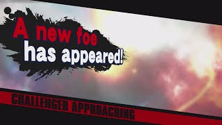 A New Challenger Approaches! (Super Smash Bros. Wii U)