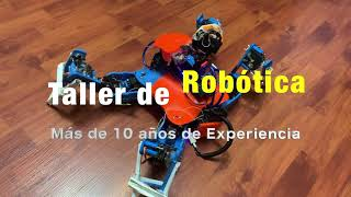 Taller de Robótica en Luxor Computer