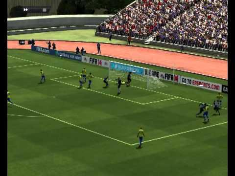 Fifa14 Лига Чемпионов Armenia Proinc - Ukraine Part I 2014 01.19. 22:13