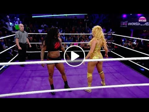 Sneak Peek Pt-2 WOW-Women Of Wrestling Ep.3 Premiere 02-01-2