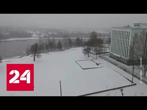 """""""Погода 24"""": потепление не за горами - Россия 24"""