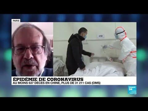 """Coronavirus : """"En Chine, On A Longtemps Caché La Réalité De Ce Virus"""""""