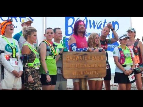2018 Badwater® 135 Race Documentary