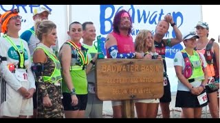 2018 Badwater® 135 Race Documentary