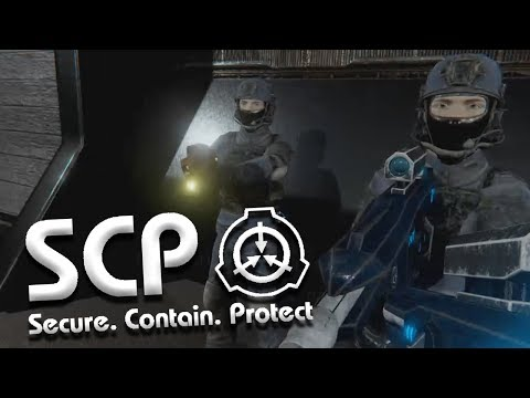 SCP: Tale of The Three Musketeers