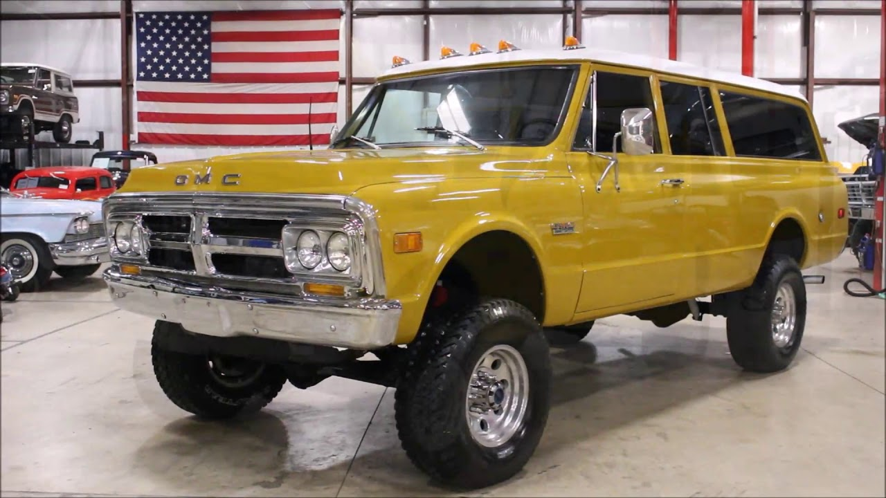 1972 chevy suburban yellow youtube1972 chevy suburban yellow