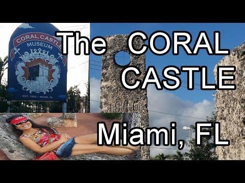 Legend of the Coral Castle - Miami Florida