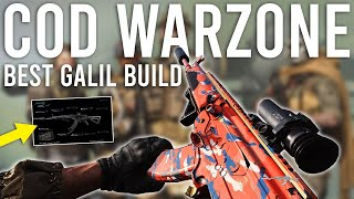 Call of Duty Warzone - The Galil is better than you think...