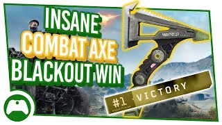 We Got An INSANE COMBAT AXE BLACKOUT WIN | Xbox On FUNNY MOMENTS