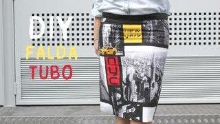 DIY Costura: Cómo hacer falda lápiz NY (patron gratis incluido)