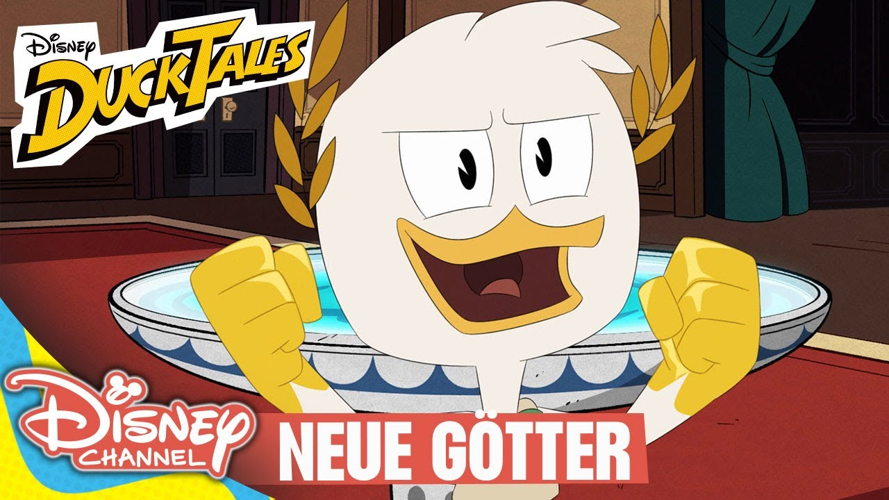 DuckTales - Clip: Neue Götter | Disney Channel