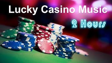 Las Vegas Casino Music Video: For Night Game of Poker, Blackjack, Roulette Wheel & Slots