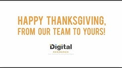 Happy Thanksgiving from Digital Resource!   Internet Marketing Agency in West Palm Beach