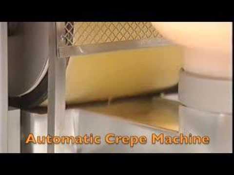 comcrp automatic crepe machine video youtube. Black Bedroom Furniture Sets. Home Design Ideas