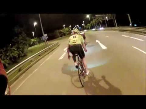 """Cycling buddies"" Brunei cycling club."