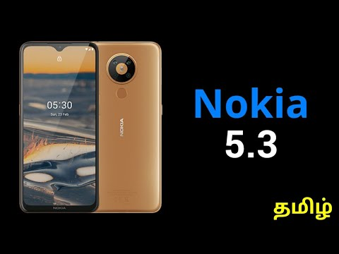 Nokia 5.3 Tamil - Finally Nokia is Back with Monster || Specs, Price and Launch Date in India ⚡⚡⚡
