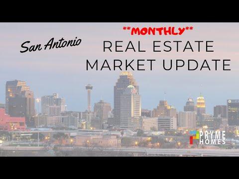 San Antonio Real Estate Market Trends | October '19