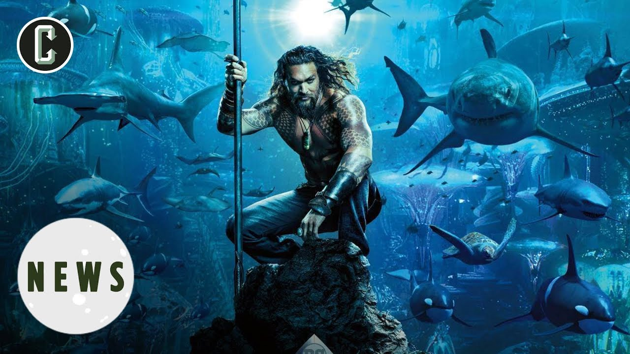 'Aquaman': 5 things you need to know about James Wan's watery superhero epic