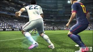 PES 2013 - FC Barcelona vs Real Madrid