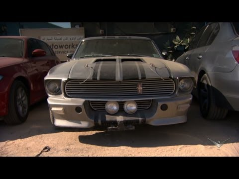 Dubai's Abandoned Sports Cars | Wheeler Dealers Trading Up