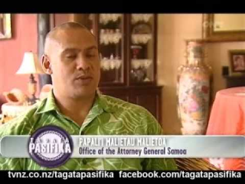 Samoan land rights and concerns over customry land rights