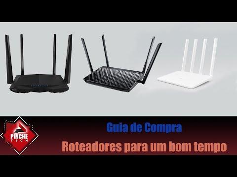 Guia de compra e  indicação de roteadores AC - Asus, Mi router 3g, Tenda, Motorola