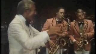 "QE2 Ship: Joe Loss and his Orchestra play ""In the Mood"""
