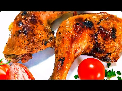 Baked Chicken Leg Quarters, A Roast Chicken Recipe To Make Baked Chicken Legs For A Delicious Dinner