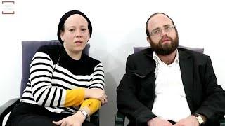 ראובן ודבורה גינזבורג, הוריהם של אפרת וצבי שנספו בשריפה