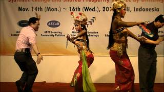 Download Let's Join & Joy the Bali dance