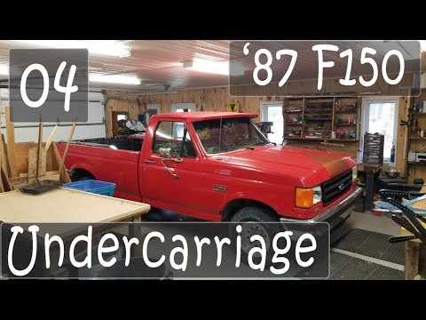 Undercarriage Cleaning | Truck Refurbish - EP04