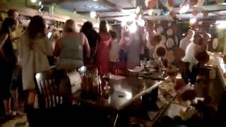Вечеринка-сюрприз для сотрудника Мастерской Праздников Funny Ресторан Амиго Мигель