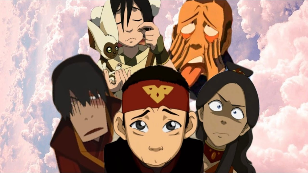 Download underrated funny moments in avatar the last airbender