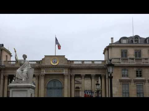 Assemblée nationale, Paris, France   Frenc National Assembly