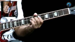 Slow Blues Maior e Menor -  (como tocar - aula de guitarra)