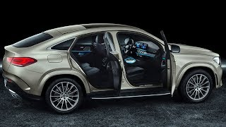 2020 Mercedes-AMG GLE Coupé - INTERIOR