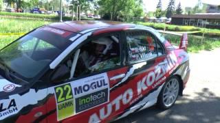 45 Rallye Český Krumlov 2017