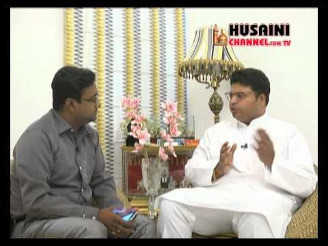 WHY DO WE VOTE? INTERVIEW WITH PROF ABHISHEK MISHRA MINISTER HUSAINI CHANNEL