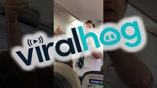 Safety Brief Gets Silly || ViralHog
