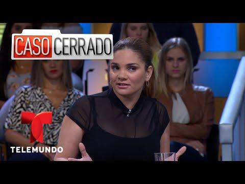 Una tragedia sexual 👪😁👶 | Caso Cerrado | Telemundo