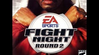 Fight Night Round 2 (60fps) Career Mode Playthrough (Playstation 2)