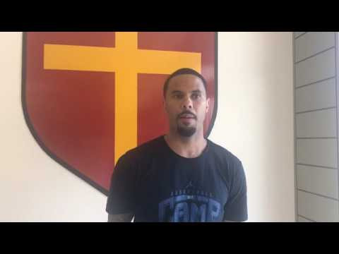 New Orleans native D.J. Augustin on hosting his basketball camp at Brother Martin